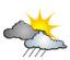 rain sun cloud